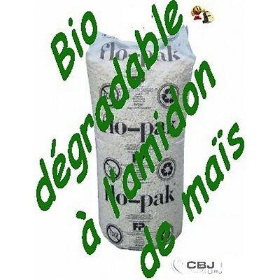 Particules de calage BIO dégradable PELASPAN SAC 500 l / 0,5m (Forme de I) 2