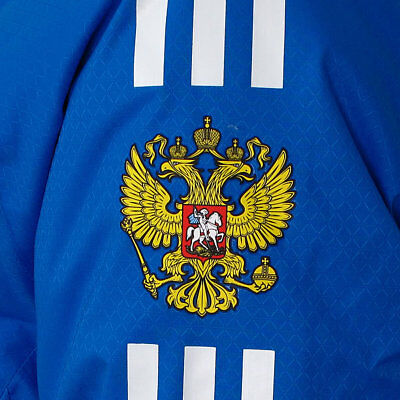 adidas Damen Cross Country Coach Ski Jacket Team Russia