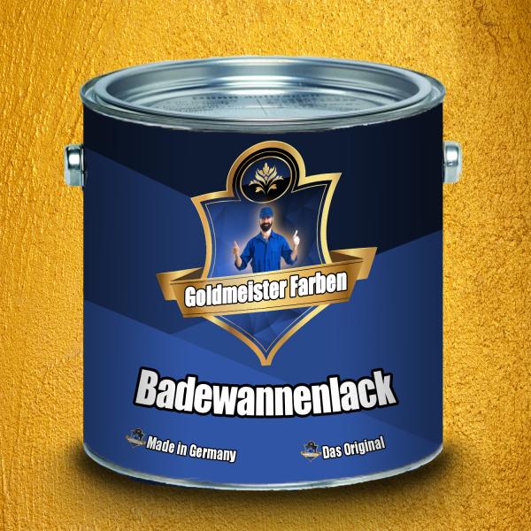 Goldmeister Farben Badewannenbeschichtung Badewannenlack Emaille FARBAUSWAHL 3
