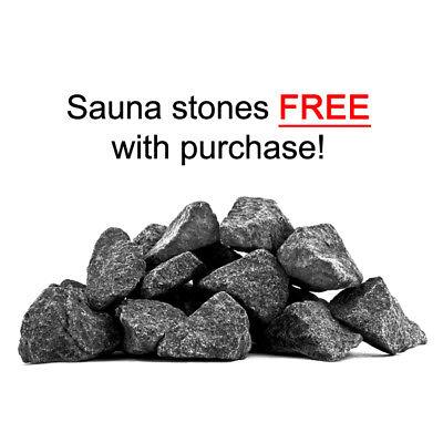 Saunacore Se105 10.5 Kw Special Edition Sauna Heater, Free Digital Ctrl Option!