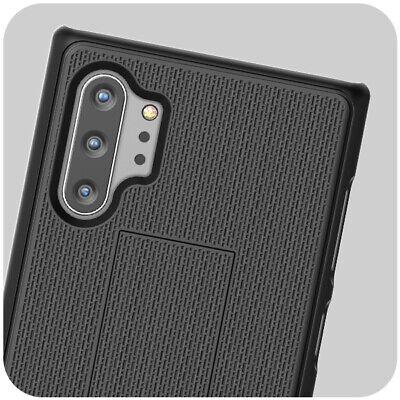 Samsung Galaxy Note 10 Plus Belt Case w Kickstand Cover Holster Clip 3