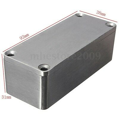 1590A 1590B 1590BB Style Aluminum Stomp Box Effects Pedal Enclosure For Guitar
