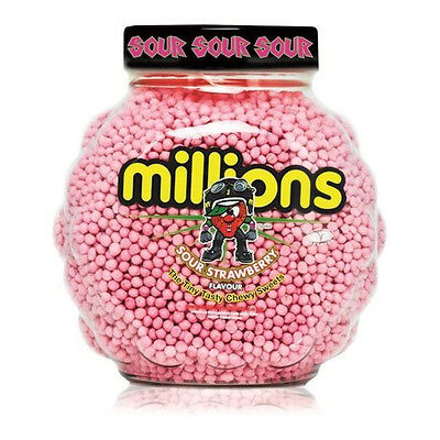 MILLIONS SWEETS 1 FULL TUB OF 2.27 kg WHOLESALE DISCOUNT ...