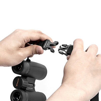 Matin Binoculars Harness Rangefinder Camera Strap Belt Quick Release Universal