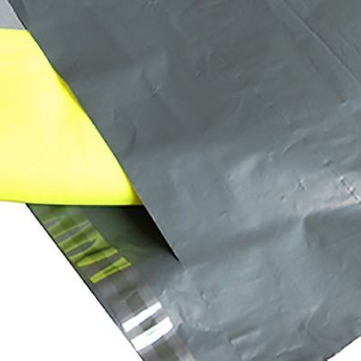 50 MAILING BAGS GREY PARCEL PACKAGING 12 x 16 and 10 x 14 Cheapest by far! 2