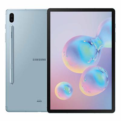 Samsung Galaxy Tab S6 128GB Mountain Gray SM-T860NZACXAR w/ Keyboard 2