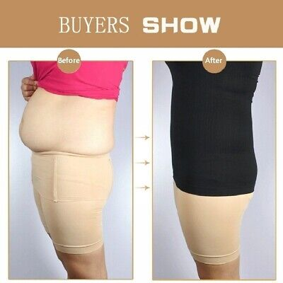 Shapermint Empetua All Day Every Day High-Waisted Shorts Pants Women Body Shaper 6