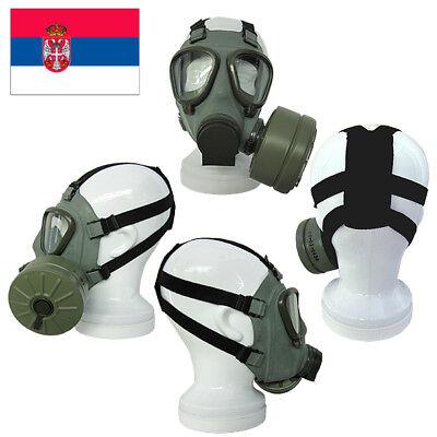 Serbian /Yugoslavian NBC protective Gas Mask M2+40mm Filter + Bag Complete Kit 2
