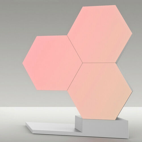 Lifesmart Creative Smart Voice Control DIY LED Desk Light Quantum Lamp Decor 2