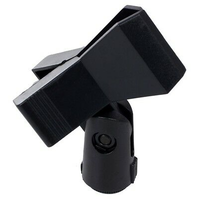 Professional Boom Microphone Mic Stand Holder Adjustable With 2 Free Clips New 12
