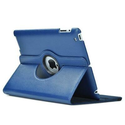 For iPad Case Cover Leather Shockproof 360 Rotating Stand ALL MODELS 7
