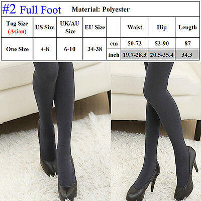 ccdb905a712 ... Womens Ladies Thick Warm Winter Stockings Socks Stretch Tights Opaque  Pantyhose 9