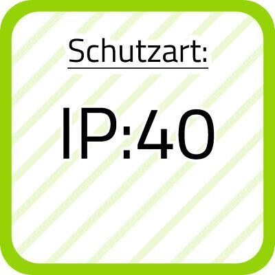 Helios Nachlauf-Intervallschalter ZNI IP40 Zeitschalter 00343 3