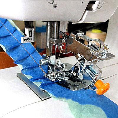 Prensatela Fruncidor Máquina Coser Ruffler Presser Foot Sewing Machine 5