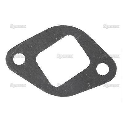 with gaskets Tractor Exhaust Manifold For Leyland 245 253 Bottom Outlet