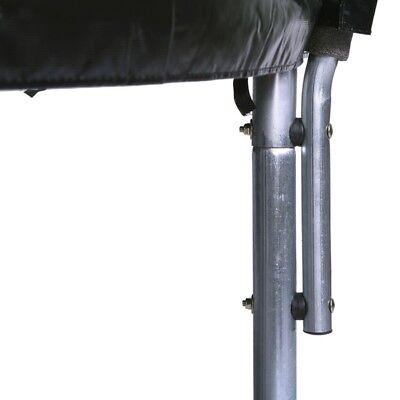 KANGA 8ft Premium Trampoline With Enclosure, Safety Net, Ladder & Anchor Kit 8