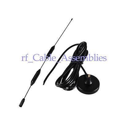 2x 1900-2100MHz 3dbi Mini Rubber Antenna With TS9 RA MF60 Sierra Wireless MF60