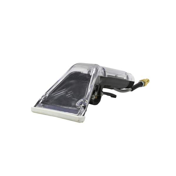 Viewable Auto Detail Upholstery Carpet Cleaning Wand with Window