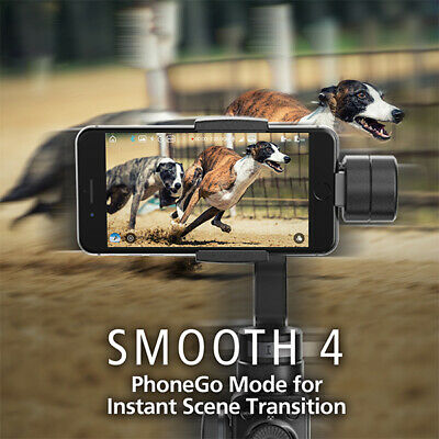 Zhiyun Smooth 4 3-Axis Gimbal Stabilizer for Smartphone Mobile | No Manual 4