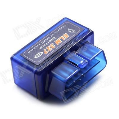 ELM327 Bluetooth Scanner OBDII OBD2 Car Torque Android CAN Tool Auto Scan Diag 2