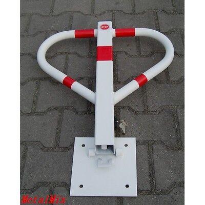 Parkplatzbügel Absperrung Parkplatzsperre Parksicherung Parksperre 3 Schlüssel