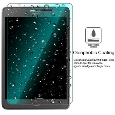 For Samsung Galaxy Tab A 8.0 Tempered Glass Screen Protector Film SM T350 T355 2