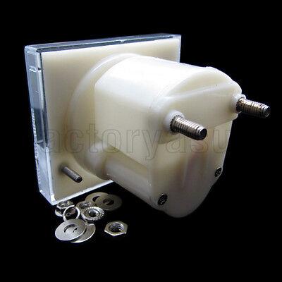 DC 500V Analog Panel Volt Voltage Meter Voltmeter Gauge 85C1 0-500V DC White 4