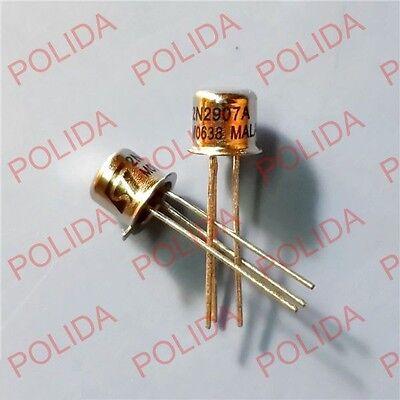 2N2222A 2N2222 NEW L CAN-3 10PCS Transistor ST//MOTOROLA TO-18