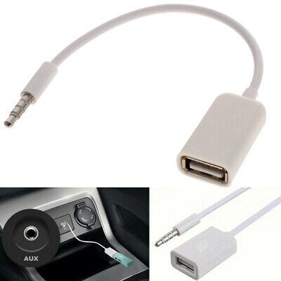 Cavetto Usb Maschio Jack 3,5 Mm Aux Audio Casse Mini Convertire Usb Femmina 8