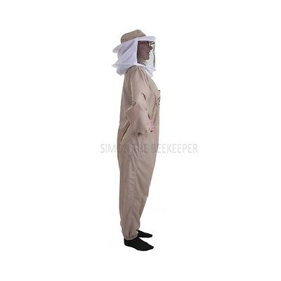 Buzz Basic Beekeepers Suit With Round Veil - Khaki 3 • EUR 21,87