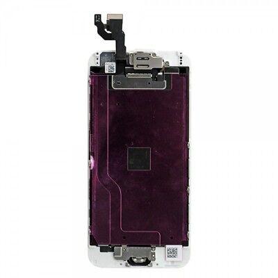 BLOC COMPLET VITRE TACTILE ECRAN LCD IPHONE 6/6 plus/6s/6s+/7/7+/8/8+ NOIR/BLANC 11