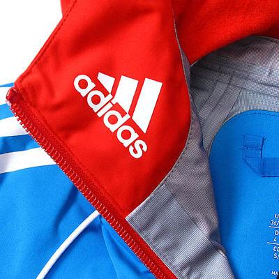 adidas Damen Cross Country Goretex Rain Jacket Team Russia Olympia Russland | eBay
