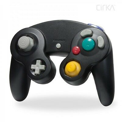 Brand New Controller for Nintendo GameCube or Wii -- BLACK 3
