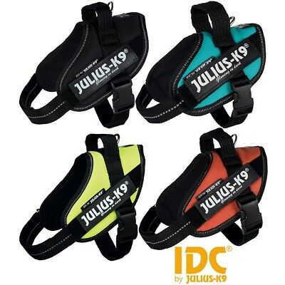 Julius K9® Strong Adjustable Power Harness Reflective Dog Puppy Robust Harnesses 2