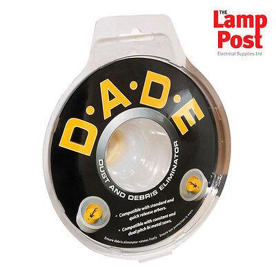 D.A.D.E - Holesaw Dust & Debris Catcher Eliminator for Drilling Vertically DADE 3