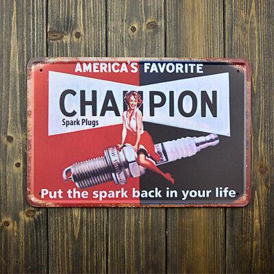 Tin Metal Sign Plaque Bar Pub Vintage Retro Wall Decor Poster Home Club Tavern 8