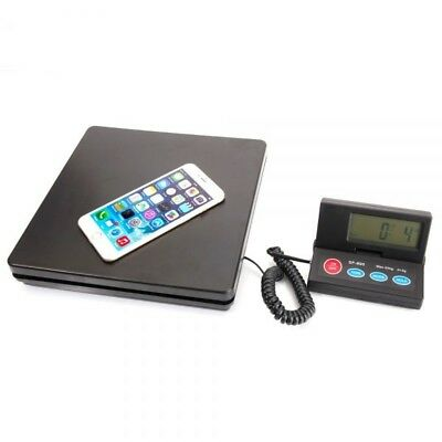 DIGITAL SHIPPING SCALE POSTAL PARCEL SCALE 110 LBS CAPACITY w/ AC ADAPTER 3
