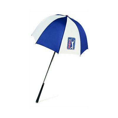 Pga Tour Golf Bag Sports Umbrella (Automatic Opening) - Keep Your Clubs Dry!