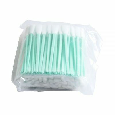 500Pcs Solvent Cleaning Swab swabs for Large Format Roland Mimaki Mutoh Printers 6
