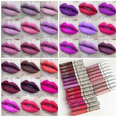 ColourPop Ultra Matte Lipstick Liquid Suede Velvet 100% ORIGINAL See description