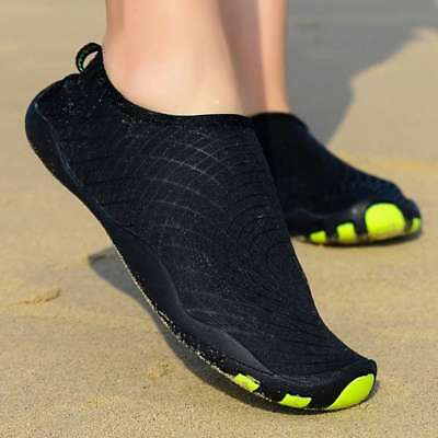 Mens Womens Water Shoes Aqua Shoes Beach Wet Wetsuit Shoes Swim Surf Shoes 2019 5