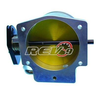 Rev9 LS1 LS2 LS6 LSX GM Camro GTO 102MM CNC Intake Throttle Body Adapter