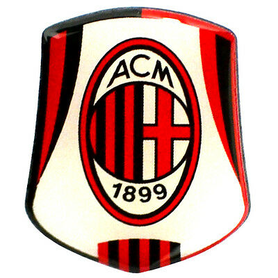 A Great Christmas AC Milan FC Official Football Gift Mini Kit Car Accessory Birthday Gift Idea For Men And Boys