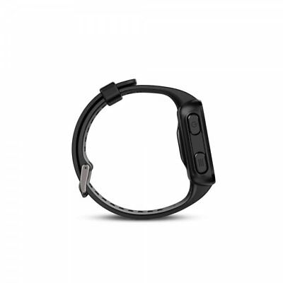 Garmin Forerunner 35 Black GPS Sport Watch Wrist Based HR 010-01689-00 2