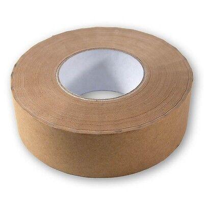 Gumstrip Brown Sealing Tape Artist Picture Framing 40mm & 50mm x 200 Metre Rolls 2