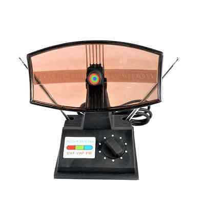 NEW DIGITAL BROADCASTING HD/UHF/VHF/FM Indoor HD TV Passive Antenna KK405  4K 8K
