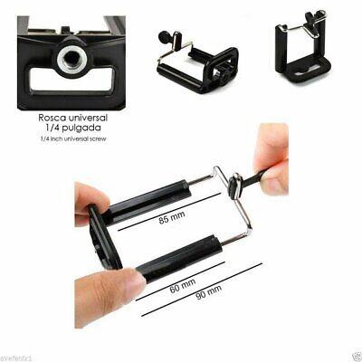 Mini Tripode Araña Flexible Para Camara + Accesorio Smartphone Camara Universal 2