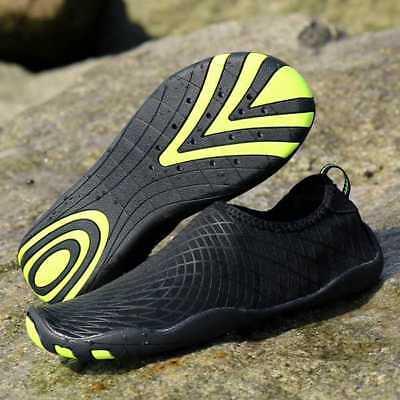 Mens Womens Water Shoes Aqua Shoes Beach Wet Wetsuit Shoes Swim Surf Shoes 2019 4