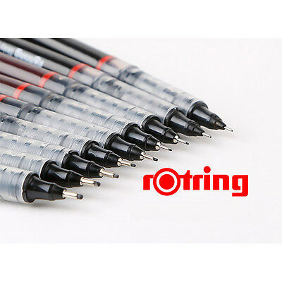 Rotring Tikky Graphic Fineliner Pen 0.1/0.2/0.3/0.4/0.5/0.7/0.8 mm (Au Stock)