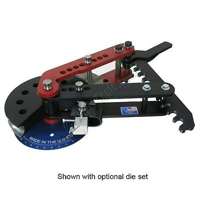 Pro-Tools MB-105HD Manual Tube and Pipe Bender Deluxe Kit 2